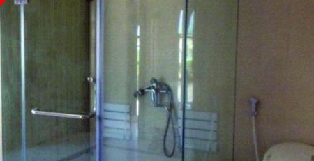 Phòng xông hơi ướt toàn bộ bằng kính