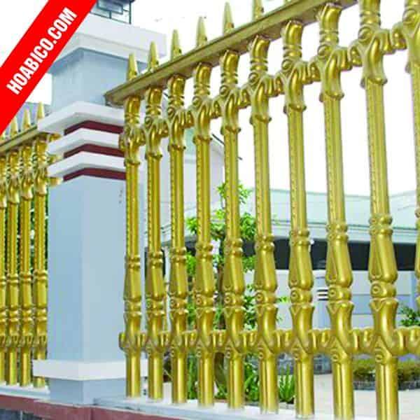 Báo giá hàng rào bê tông ly tâm đẹp mới nhất 2020 - Hoabico