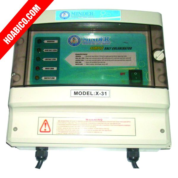 Bảng điều khiển Minder X30CLS