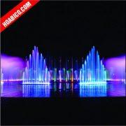 Nhạc nước nghệ thuật phun tầng