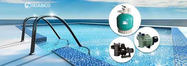 Danh sách các thiết bị vệ sinh bể bơi ở Đà Nẵng