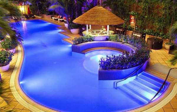 Đèn bể bơi - Thiết bị phụ trợ bể bơi Hoabico