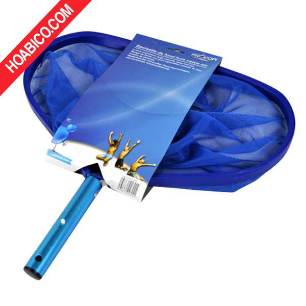 Vợt rác bể bơi PVC Procopi - Hoabico