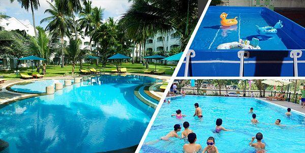 Lắp đặt bình lọc nước bể bơi Minder Series M Phiên Bản 2018