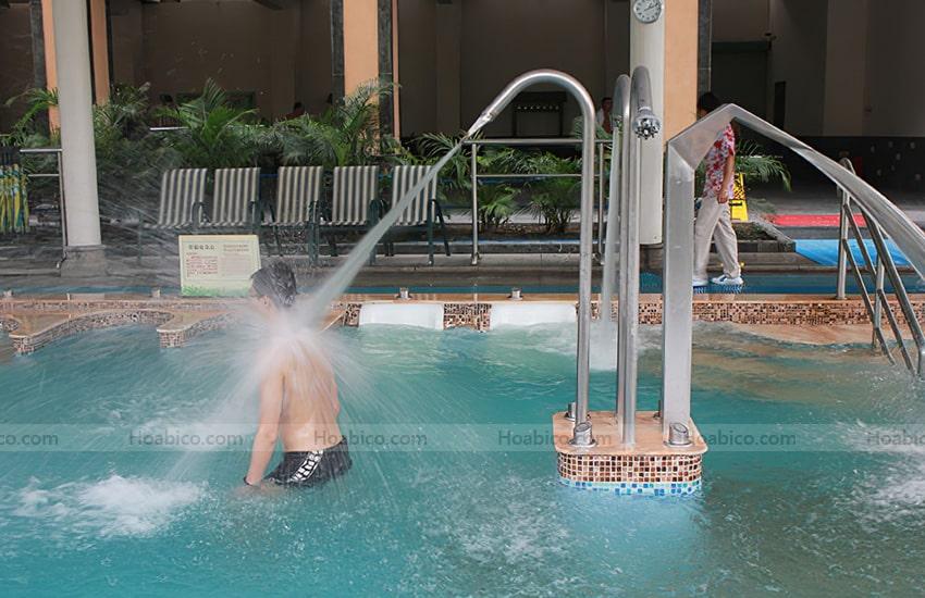 Đầu phun massage SPS - Thiết bị phụ trợ bể bơi