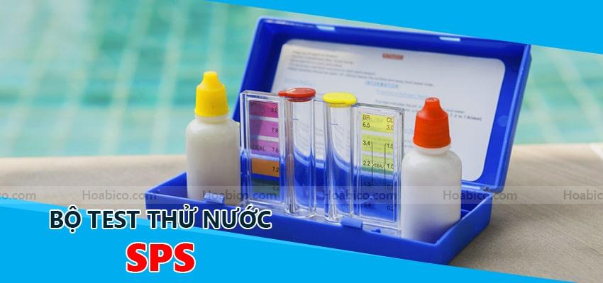 Bộ test thử nước bể bơi SPS - Hoabico