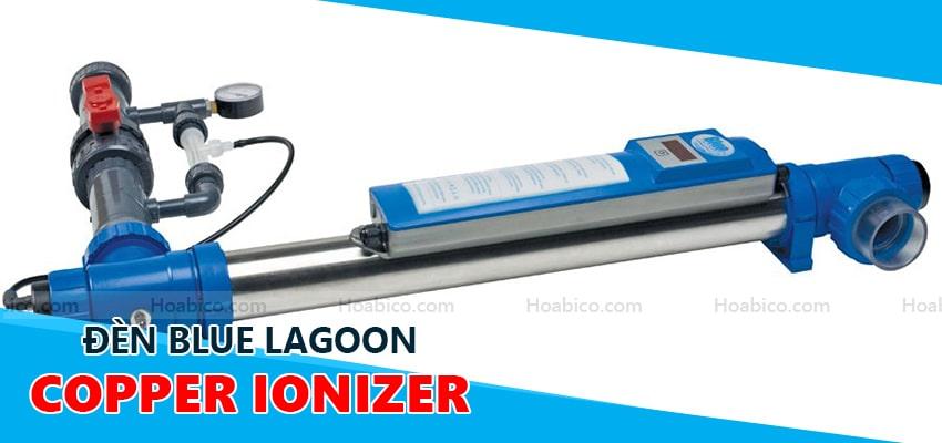 Đèn Copper ionizer UV- C 75W cao cấp | Hoabico