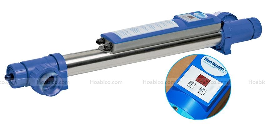 Đặc điểm thiết bị đèn Copper ionizer UV- C 75W