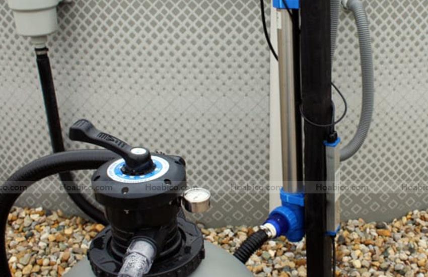 Ứng dụng sản phẩm đèn Blue Lagoon UV-C
