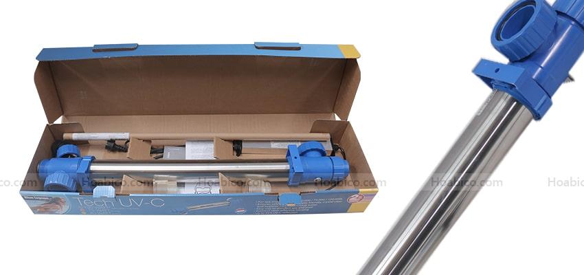 Bộ sản phẩm đèn Blue Lagoon UV-C