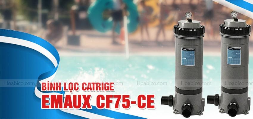 Bình lọc bể bơi Emaux CF75-CE cao cấp | Hoabico