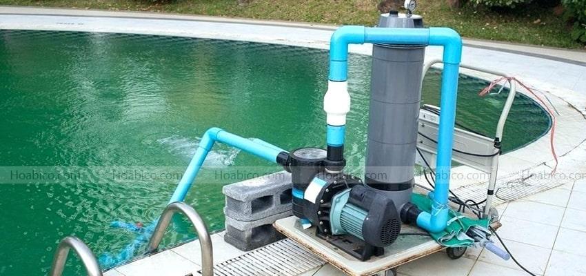 Tính năng bình lọc bể bơi Emaux CF75-CE