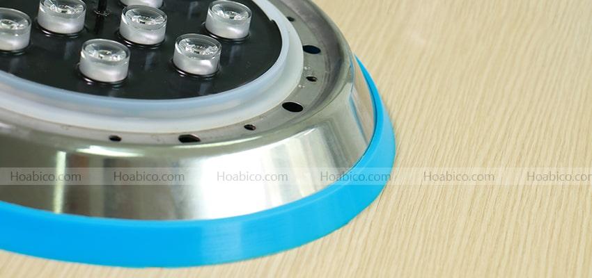 Thiết kế đèn Led vàng trang trí bể bơi (12W)