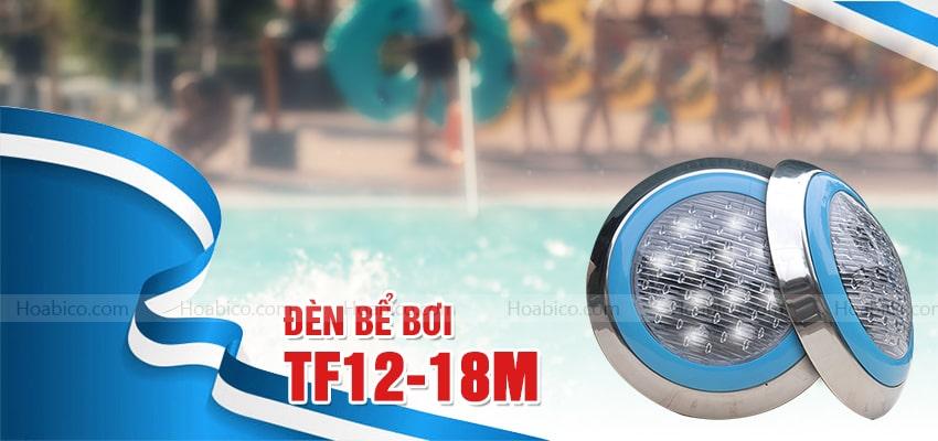 Đèn Led đổi màu trang trí bể bơi (18W) | Hoabico