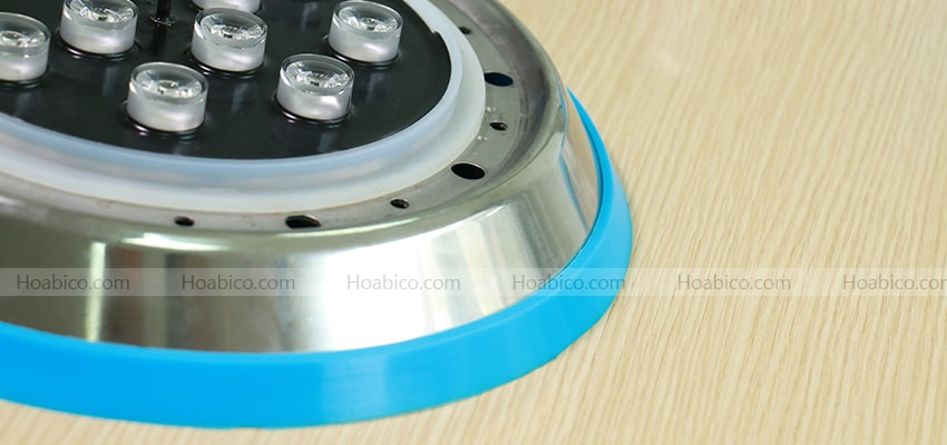 Thiết kế đèn Led đổi màu trang trí bể bơi (18W)