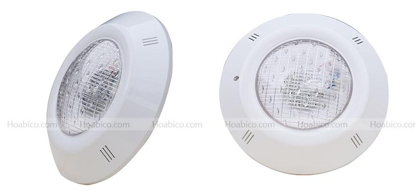 Thiết kế đèn Halogen treo thành bể mặt bằng nhựa ABS