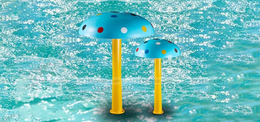 Đặc điểm của cây nấm phun nước bể bơi