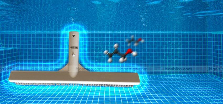 Đặc điểm chổi cọ vệ sinh bể bơi Emaux