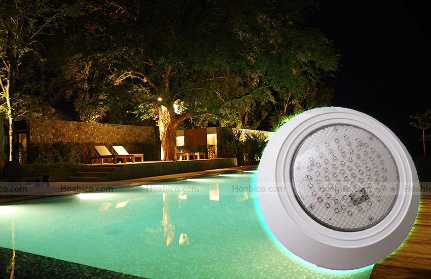 Cận cảnh đèn led bể bơi Kripsol PEH 111