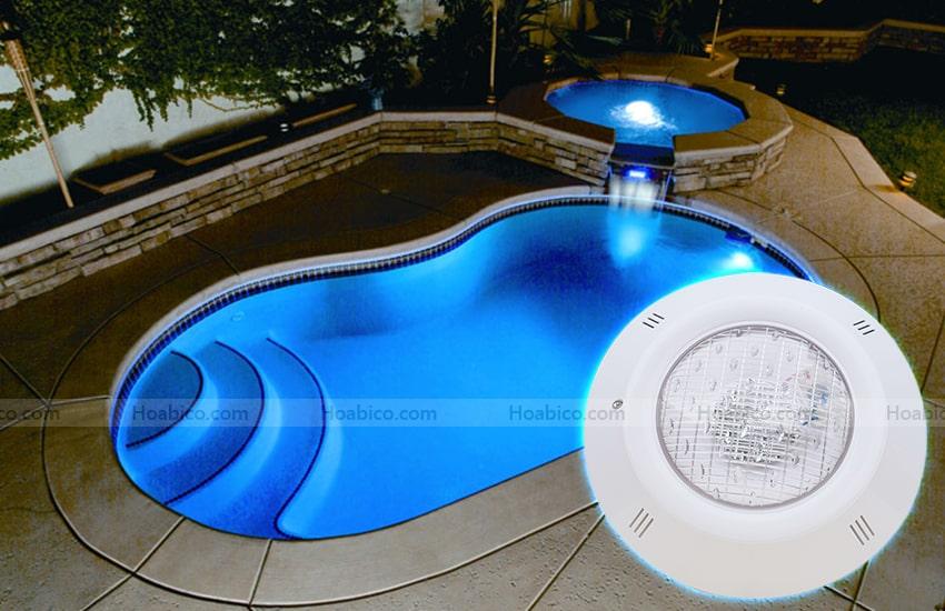 Ứng dụng đèn bể bơi Kripsol PEH300