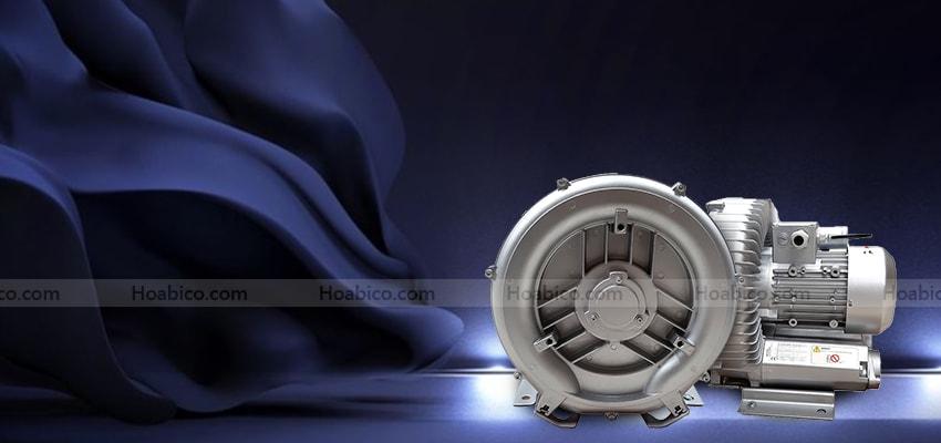 Ưu điểm của máy thổi khí con sò Kripsol SKH300T1