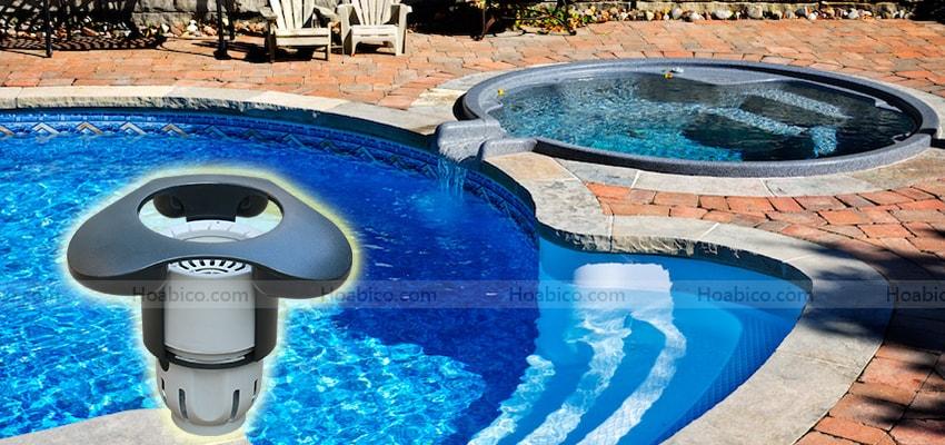 Hình ảnh Skimmer thu rác mặt bể bơi SP2200FS