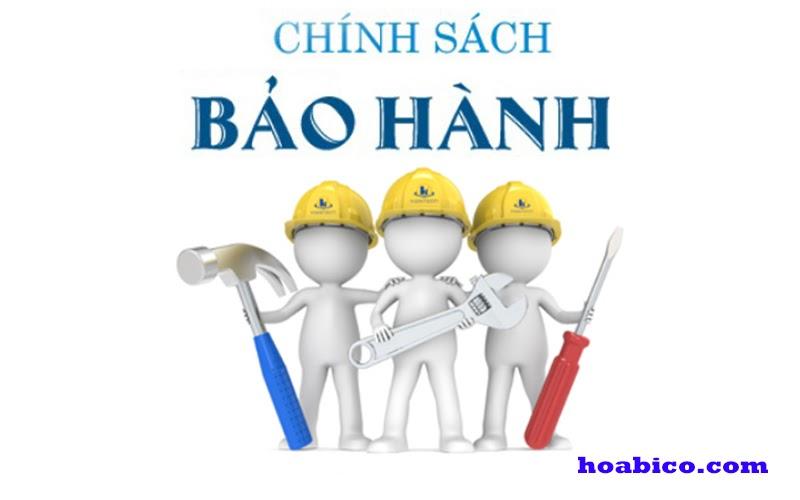 Chính sách bảo hành - bảo trì | Hoabico