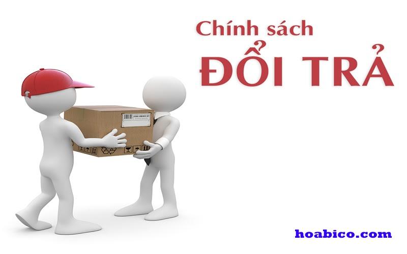 Chính sách đổi trả - hoàn tiền | Hoabico