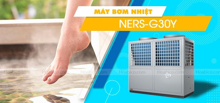 Máy bơm nhiệt bể bơi NERS-G30Y