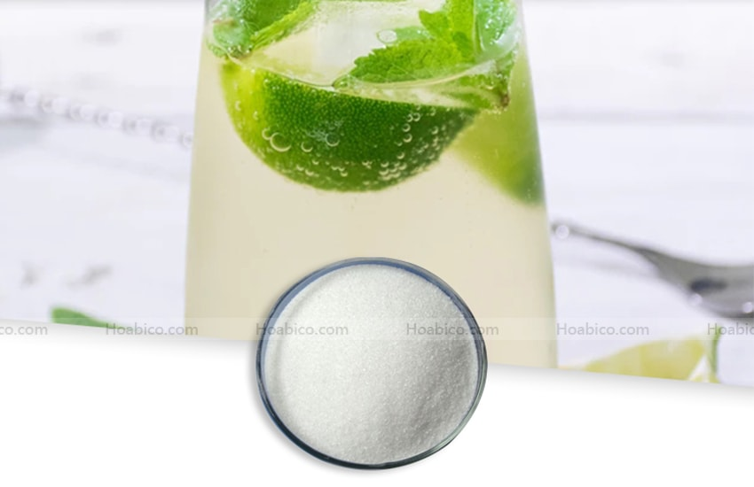 Ứng dụng của Acid Citric (Axit Chanh) - 3