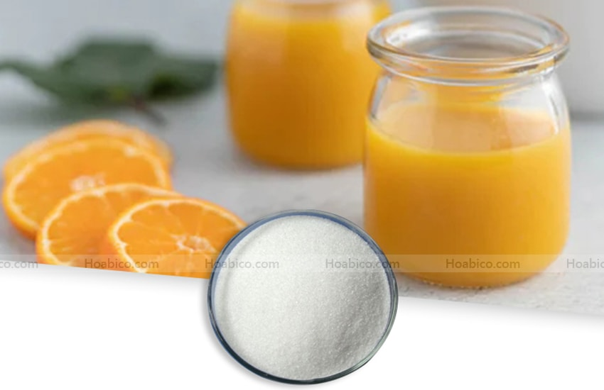 Ứng dụng của Acid Citric (Axit Chanh) - 1